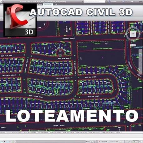 Loteamento urbano (tudo sobre)